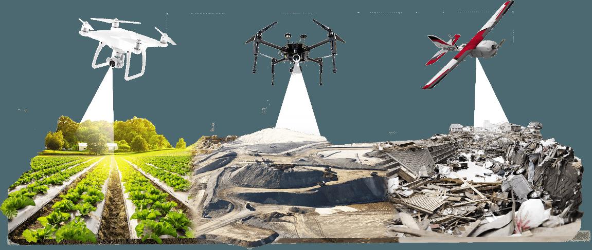 Drone Captures