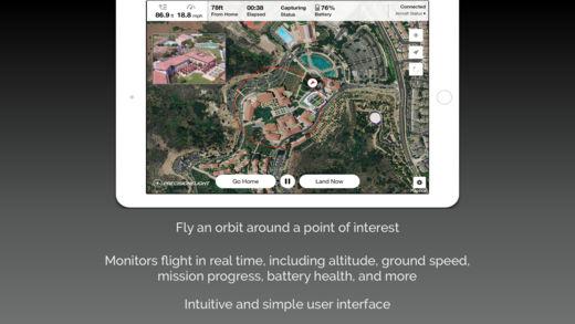 Orbital flights in PrecisionFlight